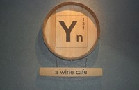 Get some cheese with that wine at Yn Cafe