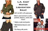 Sale of the day: L.A. East