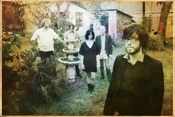 WITHOUT A PADDLE: Okkervil River