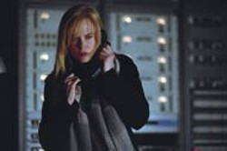 PHIL BRAY / UNIVERSAL - WORTH A LISTEN Nicole Kidman overhears a murder plot - in The Interpreter