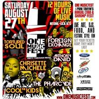 Worth the trip: ONE Musicfest 2011 in Atlanta