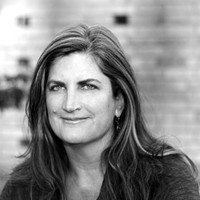 Writer Lisa Rubenson