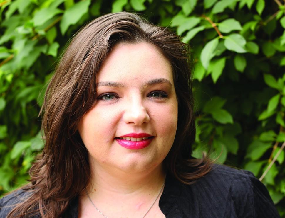 Writer Rhiannon Fionn