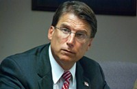 WTF?! McCrory leads off annual MLK Jr. prayer breakfast