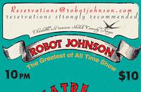 Robot Johnson's gig at CAST