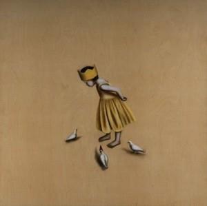 Yellow by Tony Hernandez