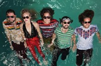 Youngblood Hawke playing Visulite tonight (4/23/13)