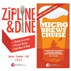 Zip, cruise and sip every Hump Day