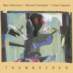 "12 O'Clock Track: ""Cheap Knock Off,"" some appealingly knotty free jazz by Thumbscrew"
