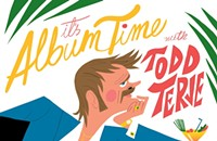 "12 O'Clock Track: It's ""Delorean Dynamite"" time with Todd Terje!"