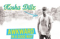 "12 O'Clock Track: Kosha Dillz makes electro-party rap with Gangsta Boo and Murs on ""Where My Homies Be"""