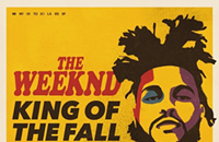 12 O'Clock Track: The Weeknd returns with 'King of the Fall'