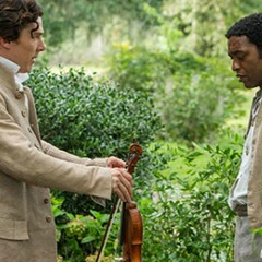 12 Years a Slave: Mighty white of you