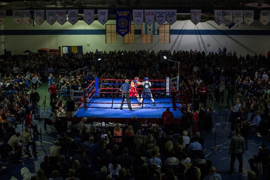 13th Annual Battle of the Badges