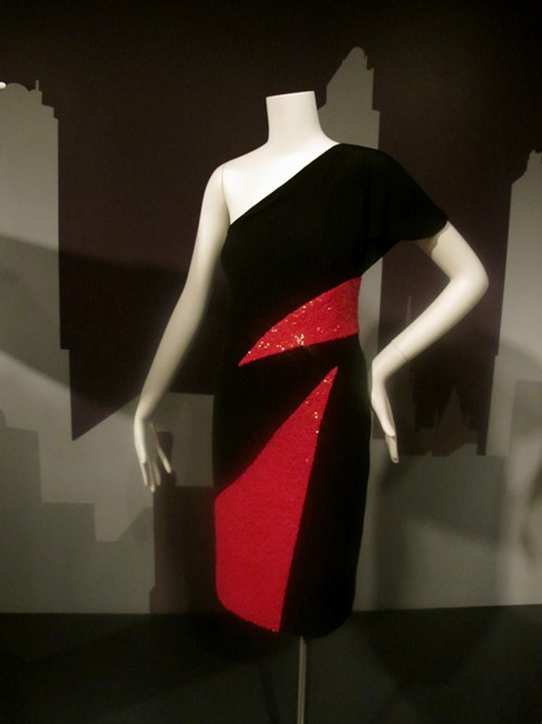 1982 Ultimo dress by Karl Lagerfeld for Chloé