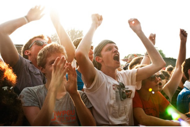 2011 Pitchfork Music Fest: The slideshow