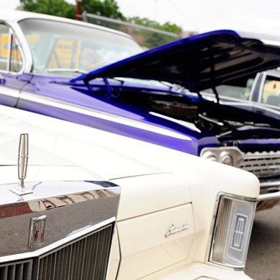 2012 Slow and Low Community Lowrider Festival