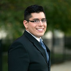 35th Ward candidate Carlos Rosa is taking on Rey Colon.