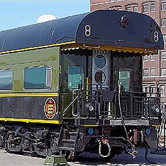 5/9 -- National Train Day