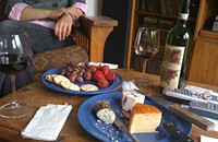 6/24 -- Wine and cheese tasting