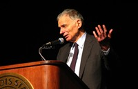 70s throwback Ralph Nader ruins everything again