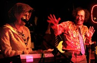 7/10 -- Daily Void et al at the Cobra Lounge