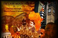 "9/14 -- Screening of ""The Lion Mountains"""