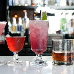 A collection of curious cocktails