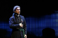 A doctor recalls Lincoln's final hours in <i>An American Story for Actor and Orchestra</i>