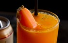 A Haywood Tavern bartender's carrot cocktail is easy on the eyesight