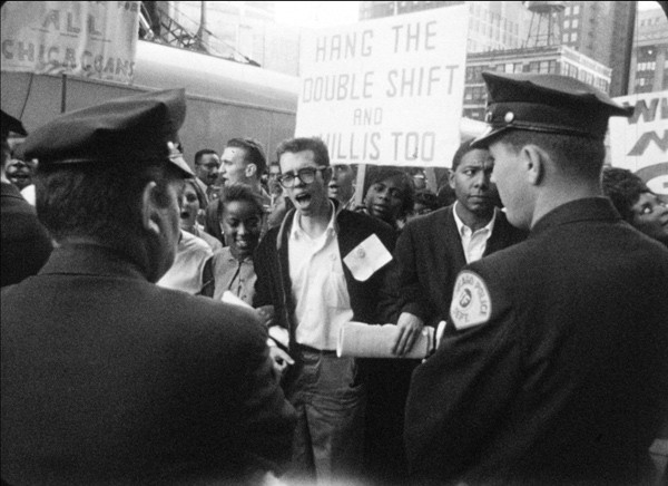 A massive 1963 boycott targeted schools superintendent Benjamin Willis and policies that protesters said fostered segregation. - GORDON QUINN/'63 BOYCOTT/KARTEMQUIN FILMS