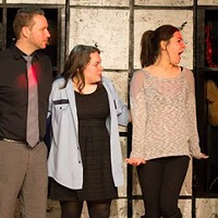 A new show from ComedySportz mixes social media and musical improv