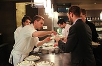 Four hours in the kitchen with Next's Bocuse d'Or menu
