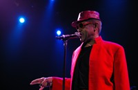 A tale of two singers: Bobby Womack and the Weeknd in concert