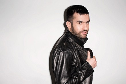 A-Trak spins at this EDM fest