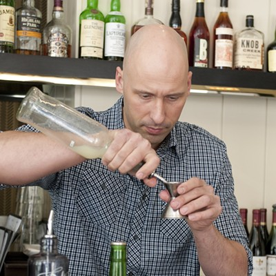 Cocktail Challenge: Boka group mixologist Benjamin Schiller takes on seaweed