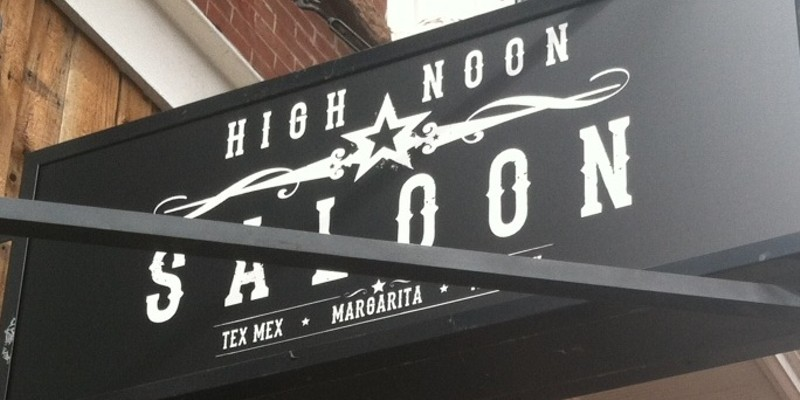 Afternoon at the High Noon Saloon