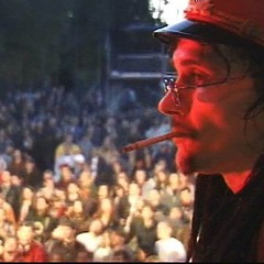 """Al Jourgensen waits to play to a crowd of 50,000 in Germany in """"FIX: The Ministry Movie"""""""