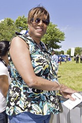Alderman Pat Dowell