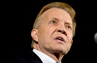 Alderman Robert Fioretti says he's just listening—but it sure looks like he's running for mayor