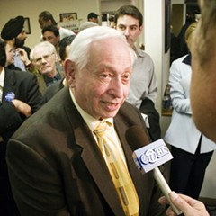Alderman Stone: My Reelection Would Be a Savings to Taxpayers