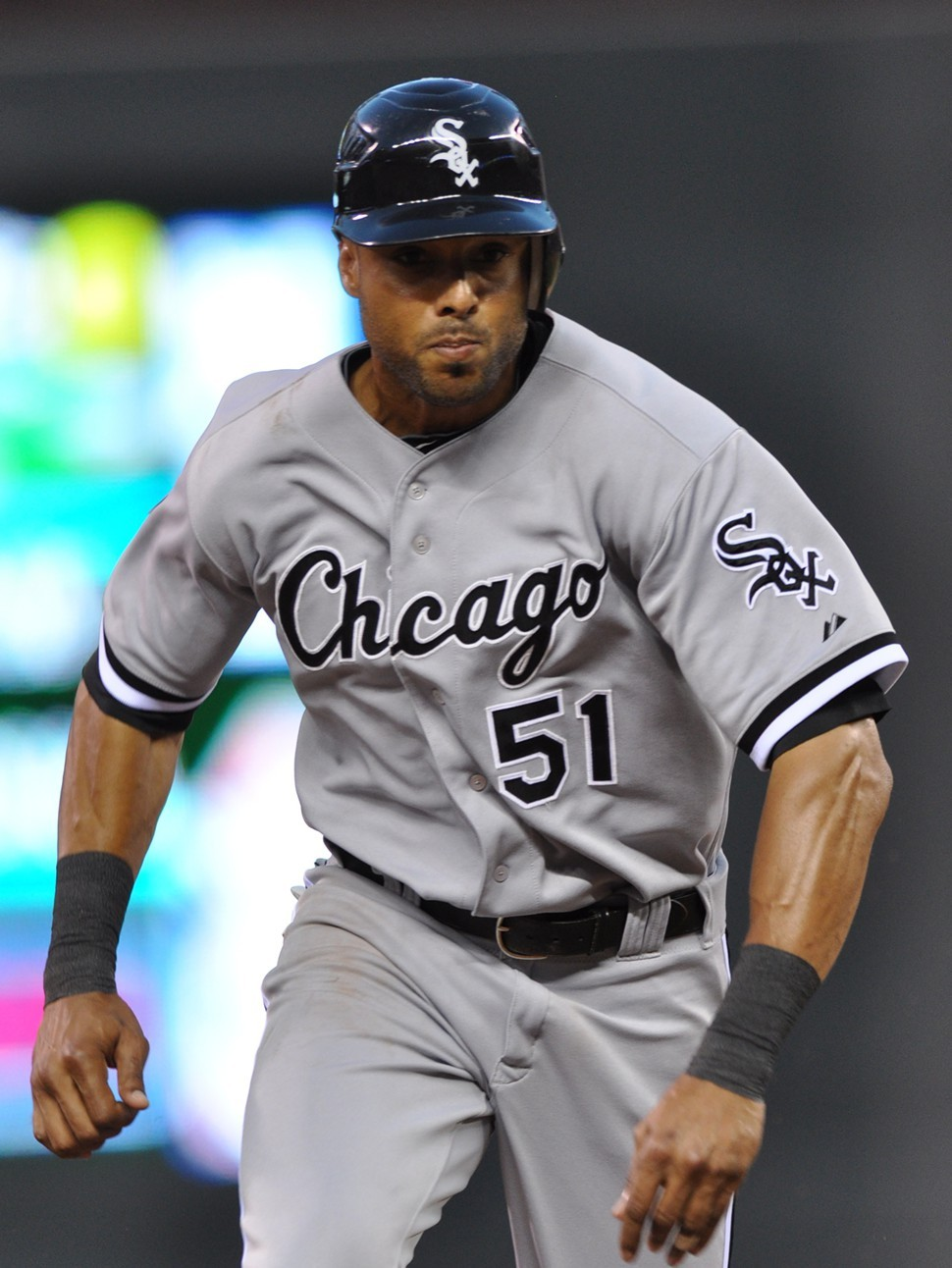 Alex Rios: embodiment of this years White Sox.