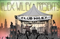 Alex Wiley opens <i>Club Wiley</i>