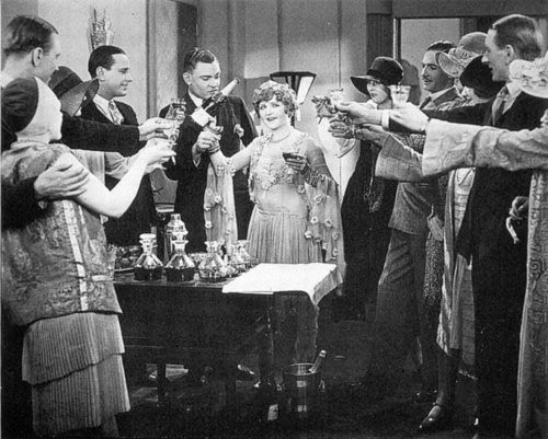 Alfred Hitchcocks Champagne