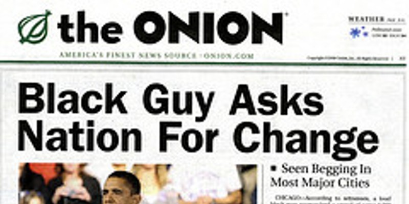 An Onion expose