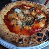 The Brits sling pretty good Neapolitan pies at Pizza East in Soho House