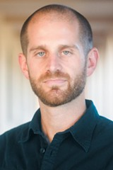 Andrew Donahue of the Voice of San Diego. - SAM HODGSON