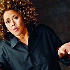 Anna Deavere Smith has a Conversation on Grace