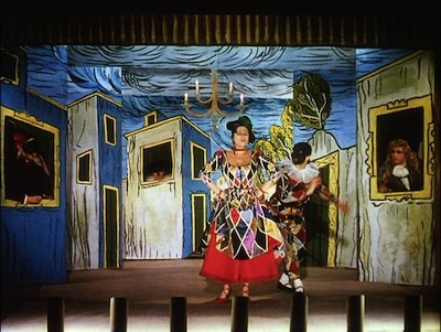 Anna Magnani, living in a painting, in Renoirs The Golden Coach