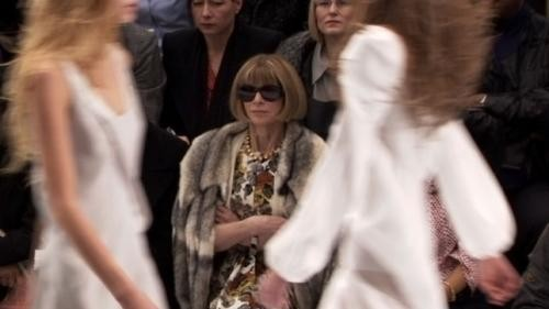 Anna Wintour in The September Issue